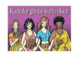 Kadınlar günü